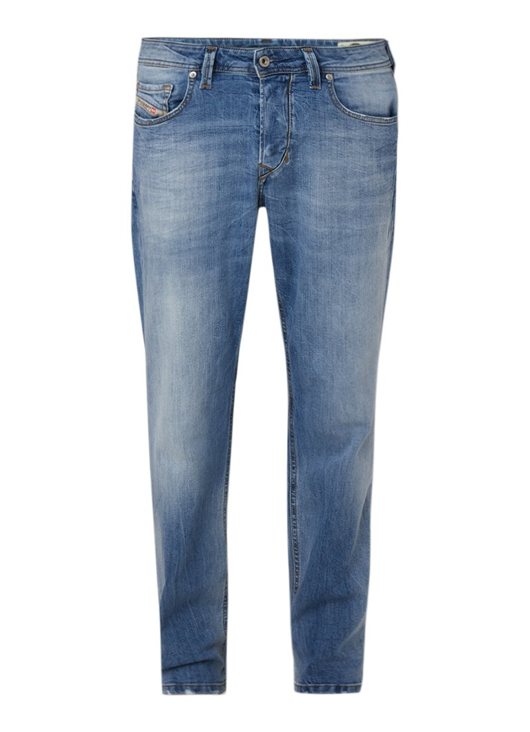 Image of Diesel Larkee-Beex tapered fit jeans
