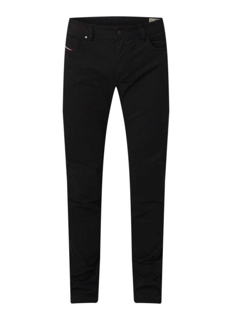 Image of Diesel Sleenker slim fit jeans met stretch