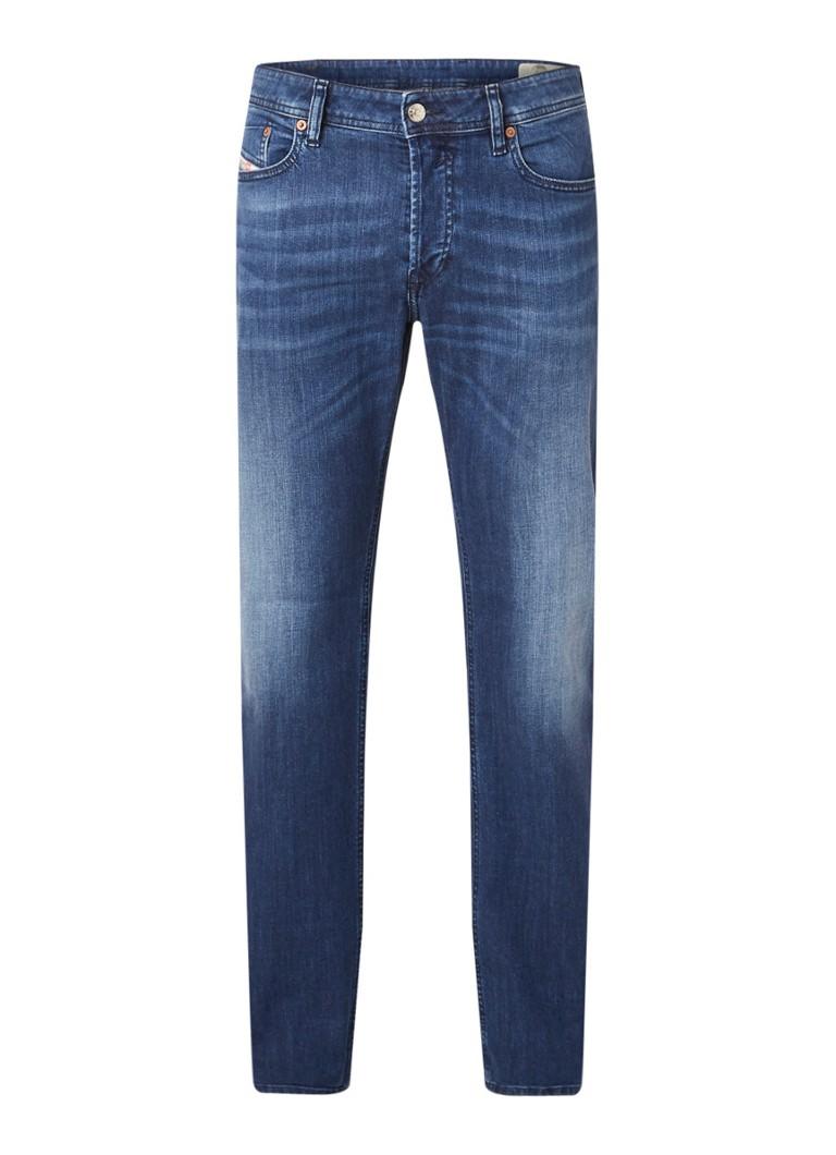 Diesel Waykee straight fit jeans met stretch