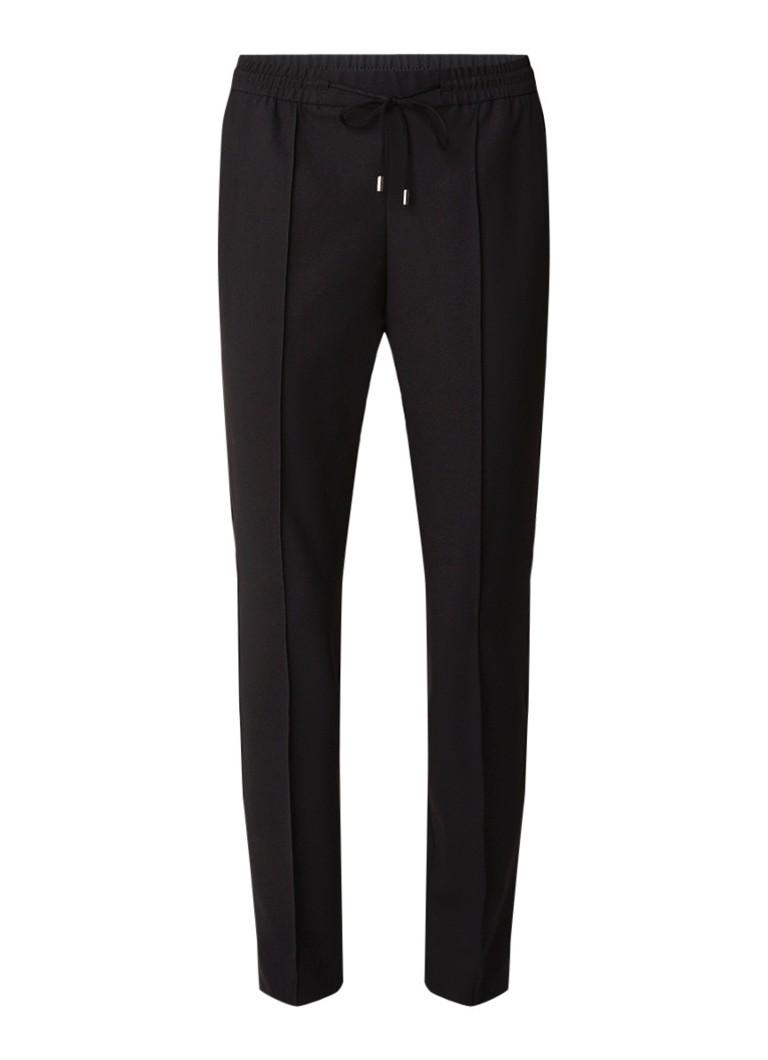 Image of HUGO BOSS Ahwa high rise pantalon met elastische band