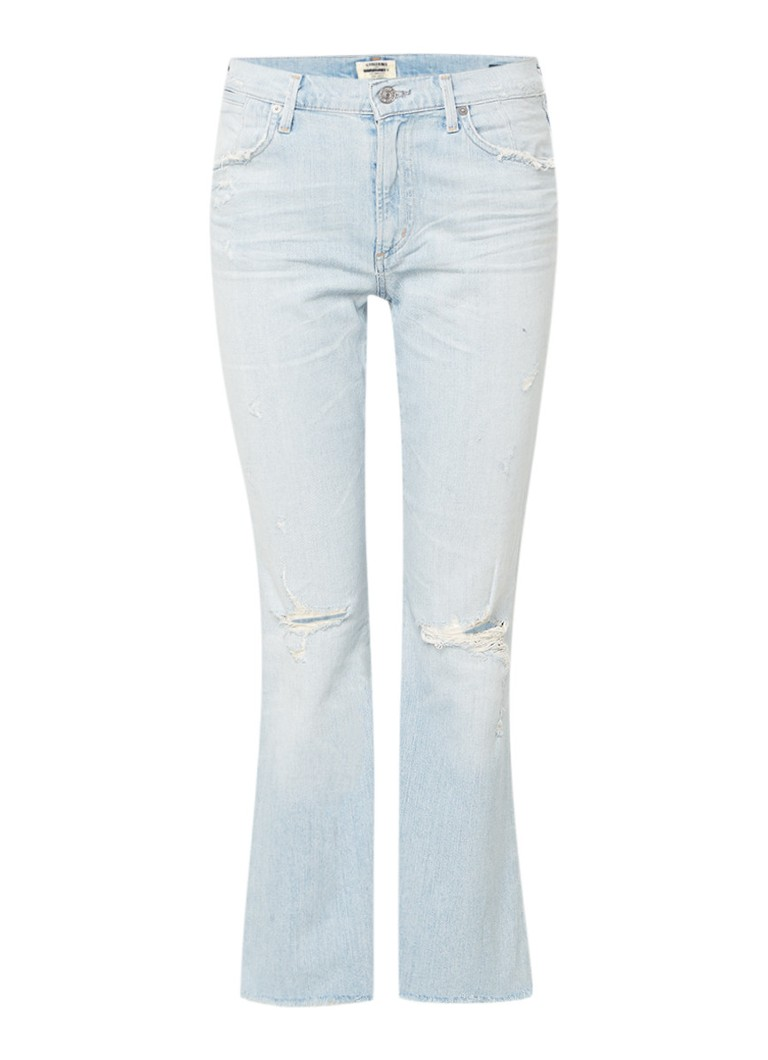 Citizens of Humanity Fleetwood high rise kick flare jeans