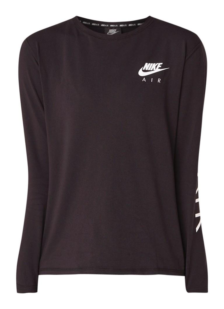 Image of Nike Hardlooptop met logoprint