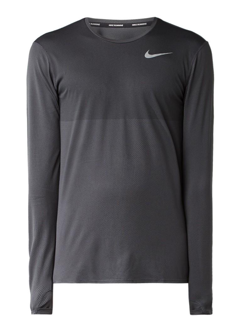 Nike Hardloop longsleeve met Zonal Cooling
