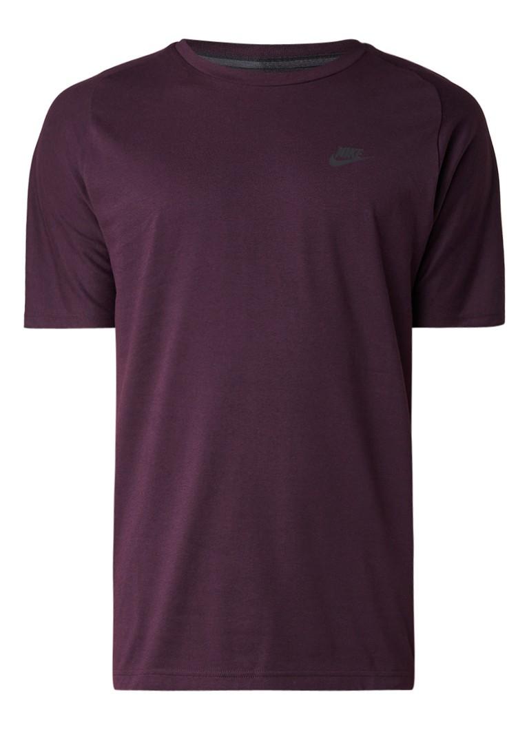 Nike Loose fit T-shirt met logo opdruk