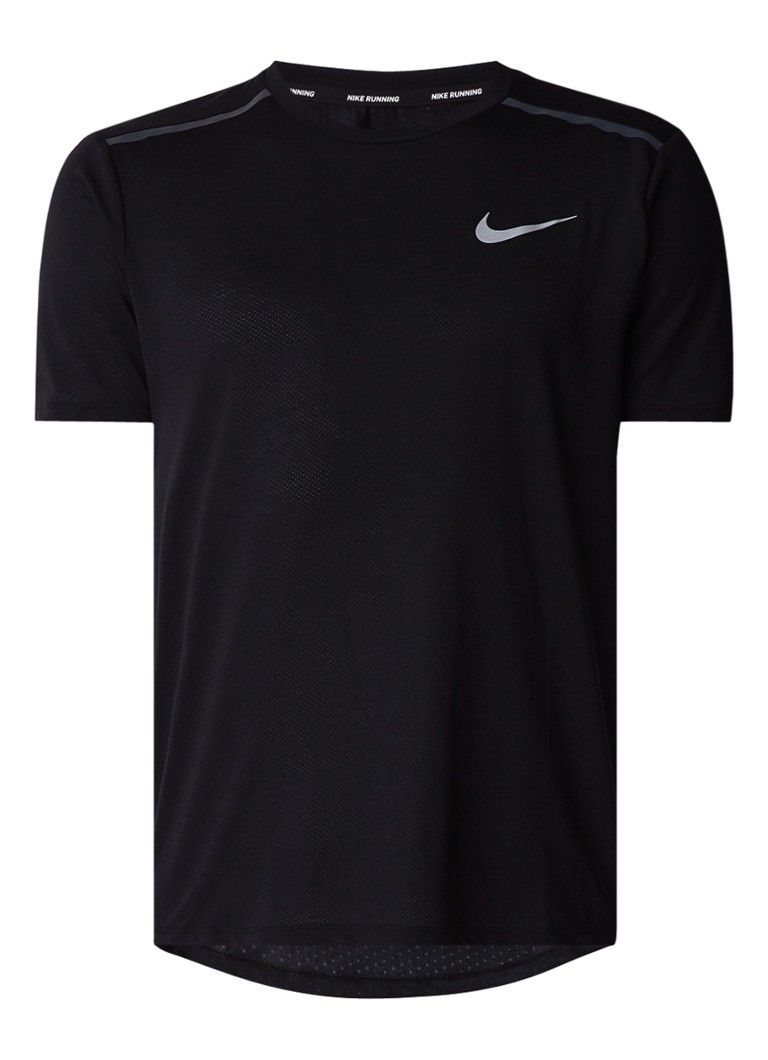 Nike Breathe Dri-FIT T-shirt met reflectie