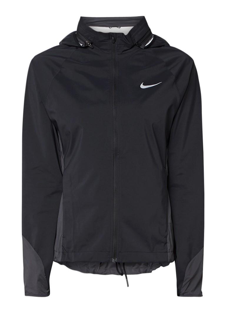 Nike Shield hardloopjack water- en windbestendig