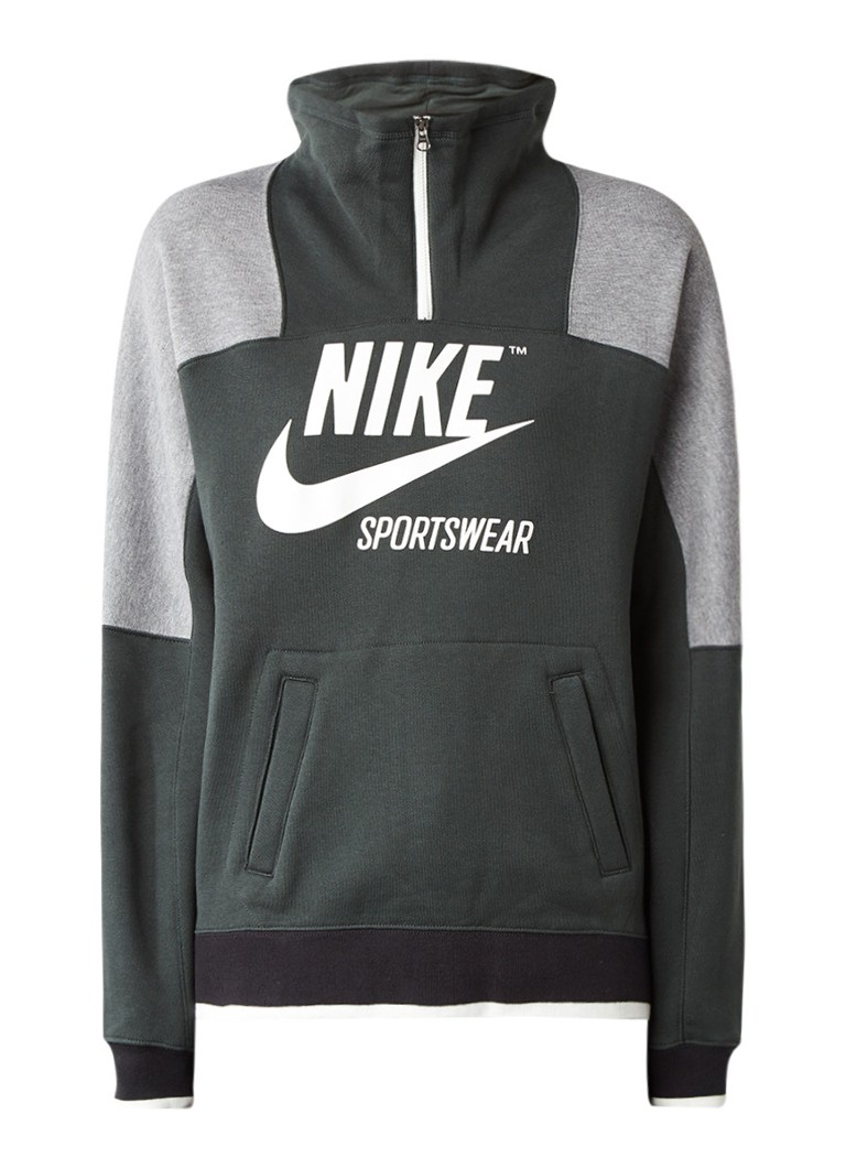 Nike Trainingssweater met logo