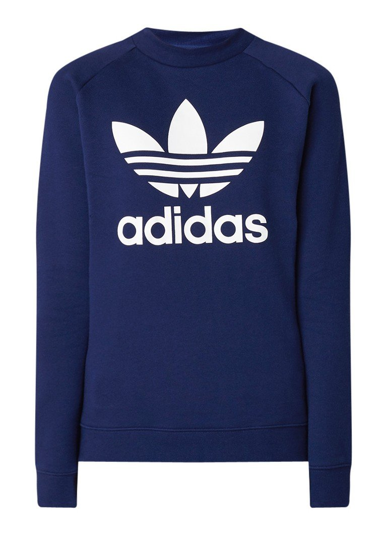 Image of adidas Sweater met logoprint