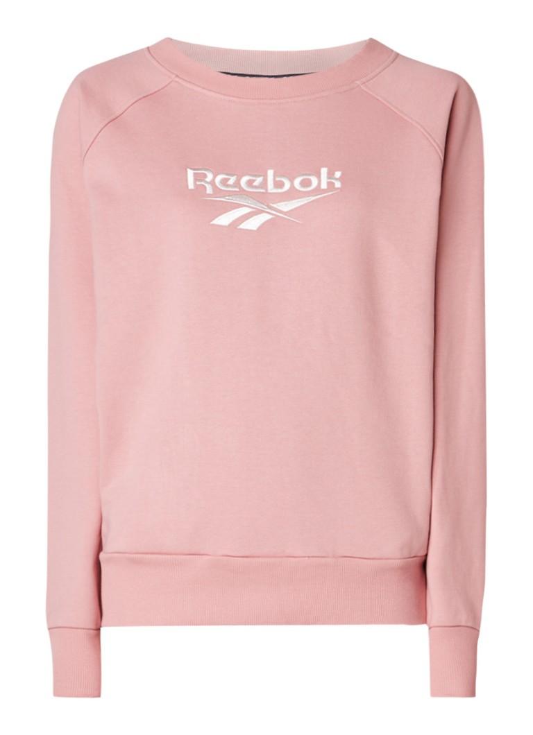 Reebok Classic sweater met logoborduring