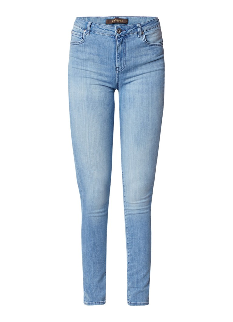 SuperTrash Paradise Jennifer high rise skinny jeans