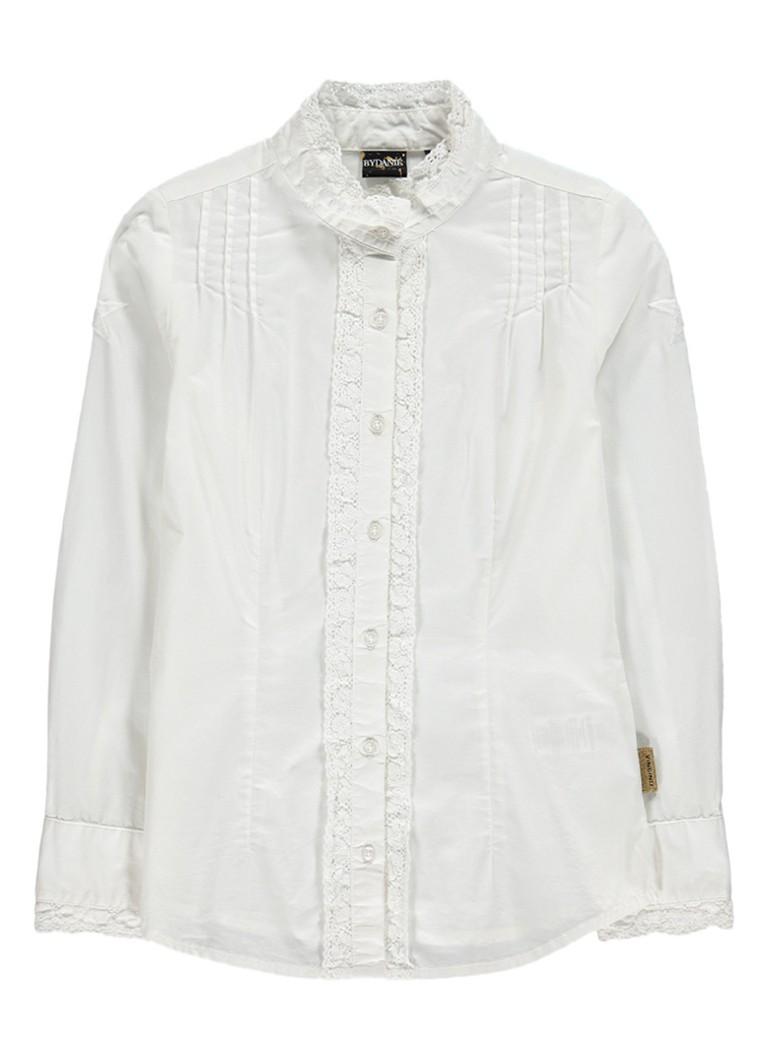 Vingino Lizanny blouse met details van kant