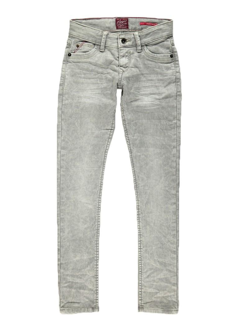 Vingino Anoah skinny fit jeans met lichte wassing