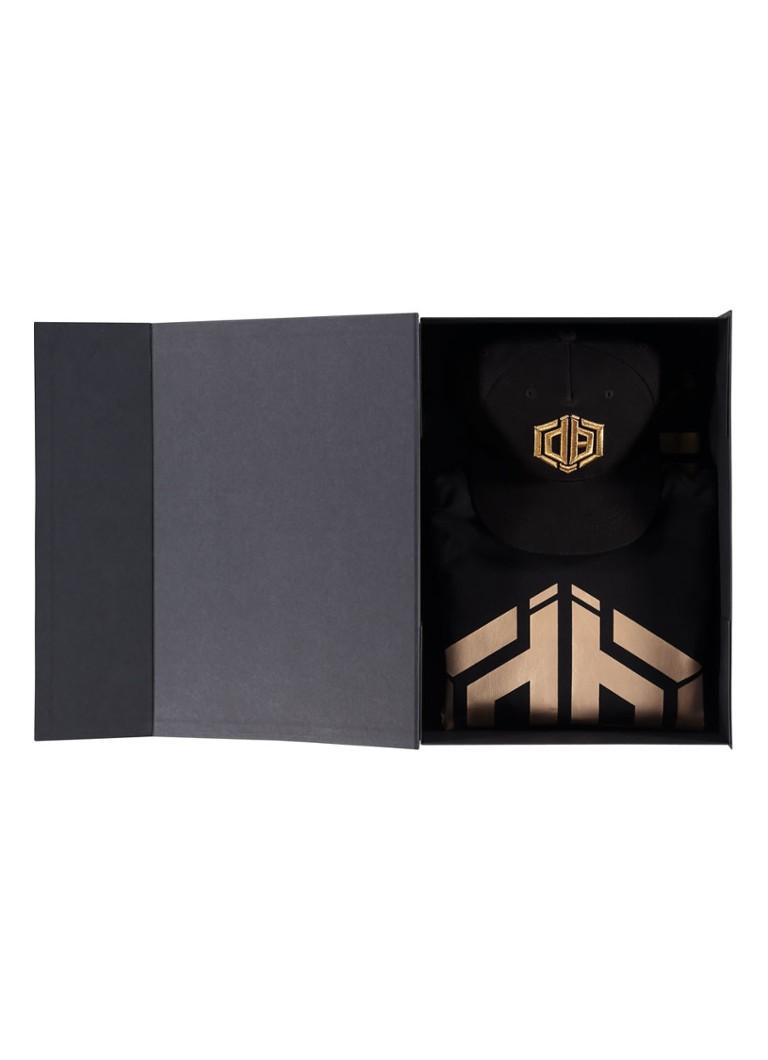 Vingino Vingino Limited Gold Box giftbox - hoody. pet en rugzak
