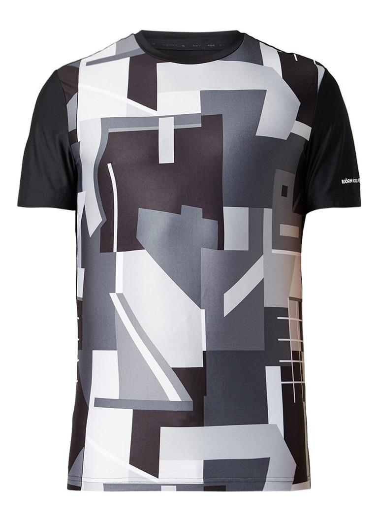 Björn Borg Palmer T-shirt met grafische print