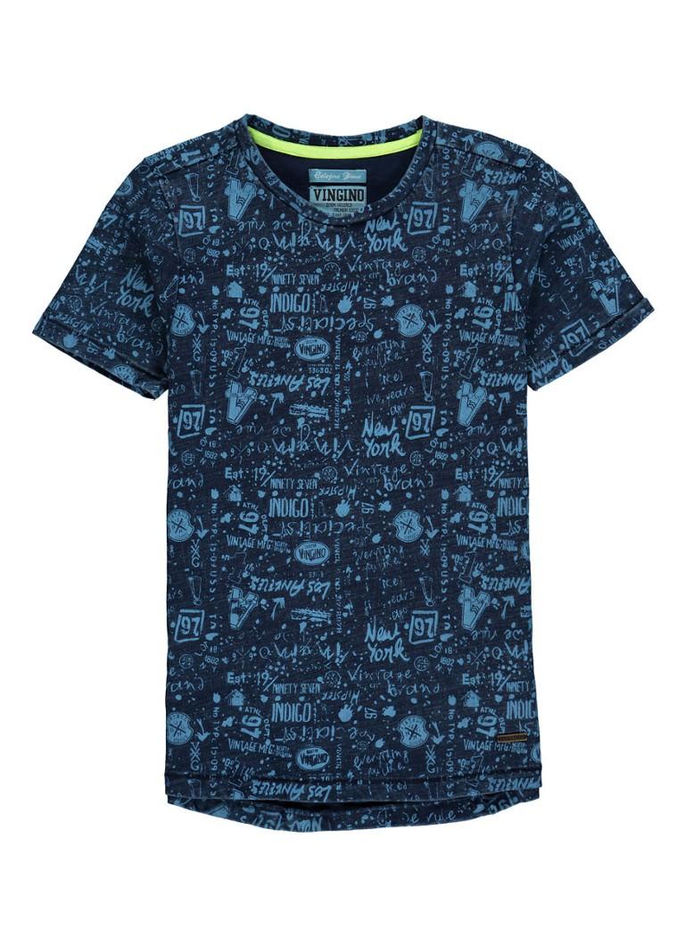 Vingino Itaiy T-shirt met print