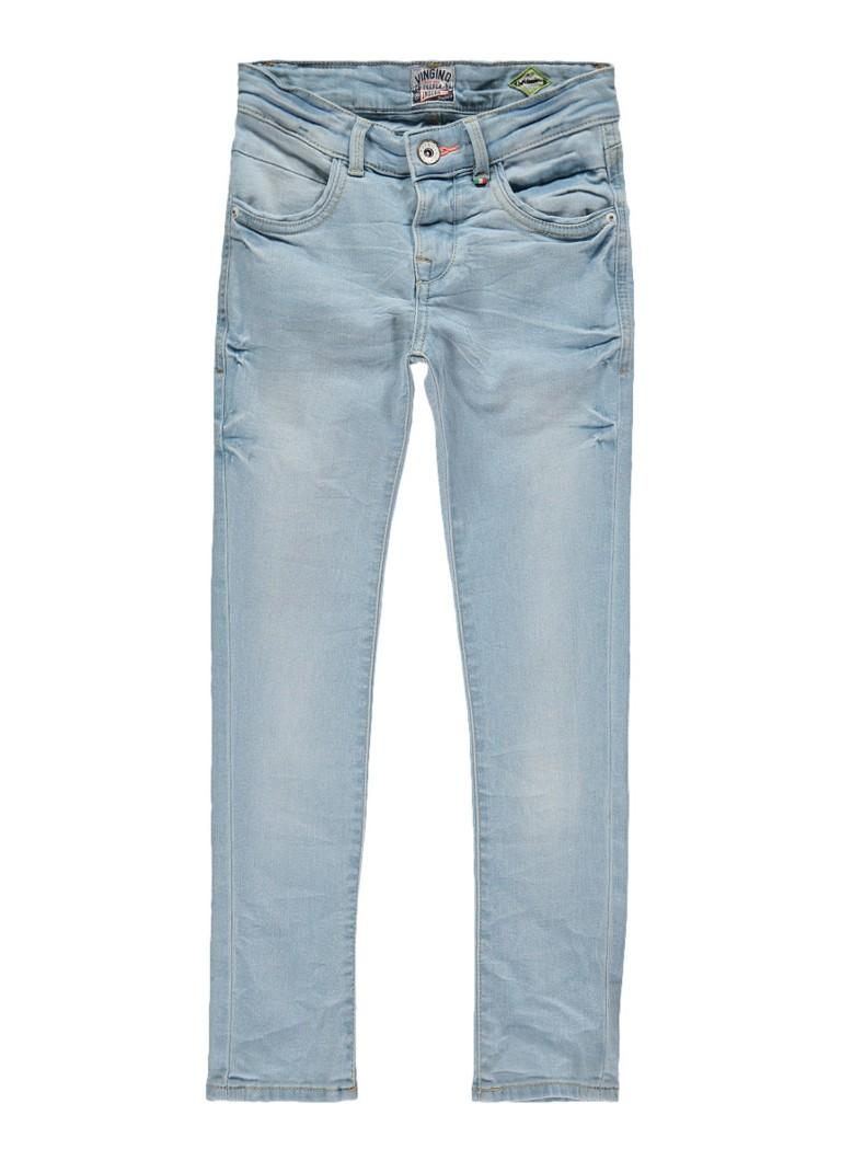 Vingino Skinny fit jeans met lichte wassing