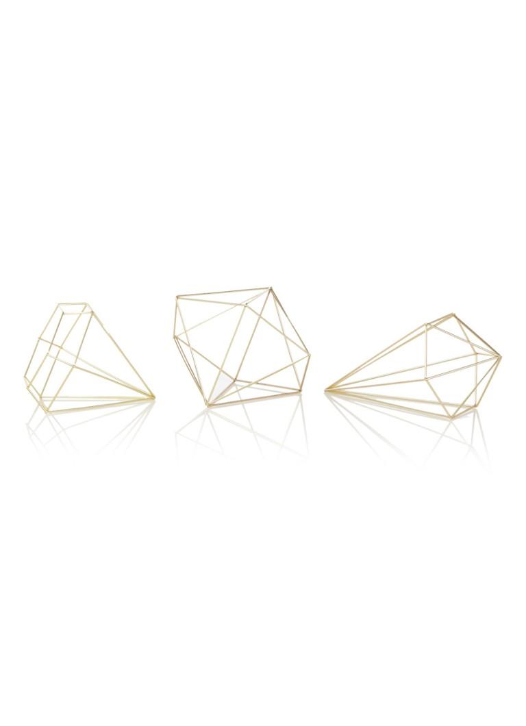 Umbra Decortieve diamantvormen