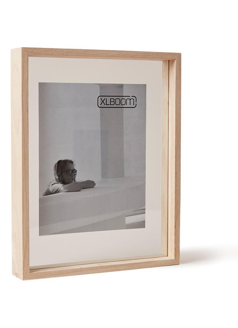 Image of XLBoom Floating fotolijst van hout