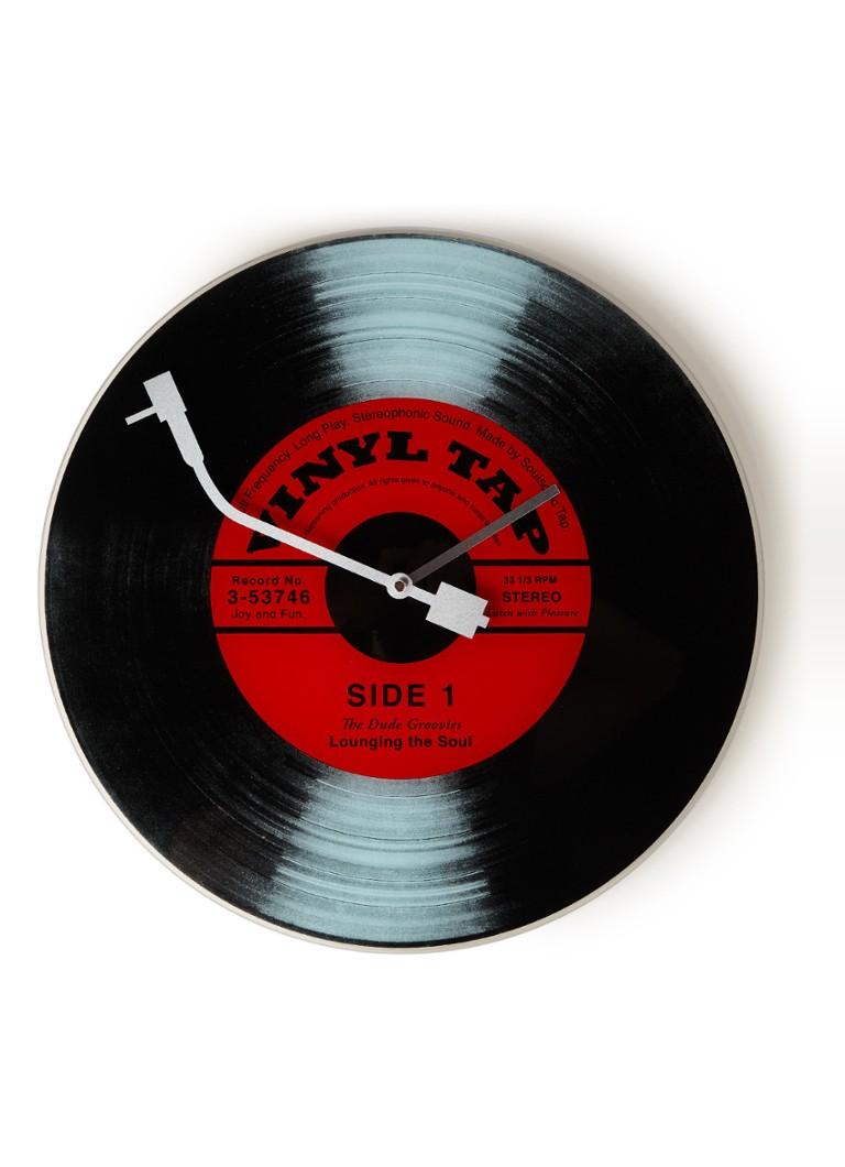 NeXtime Vinyl Tap wandklok 43 cm