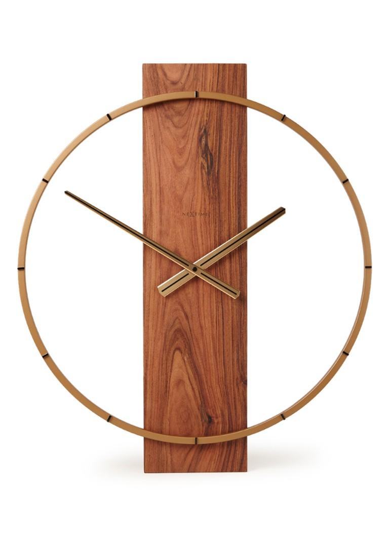 NeXtime Carl wandklok 50,8 cm