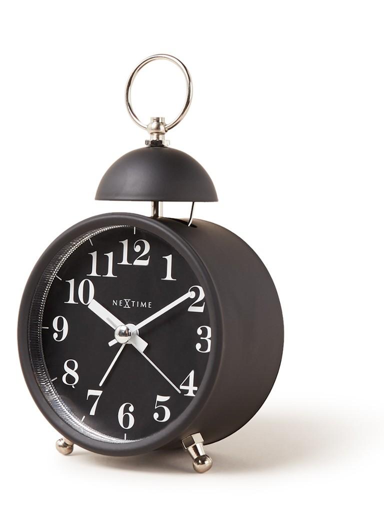 NeXtime Single Bell wekker 10 cm