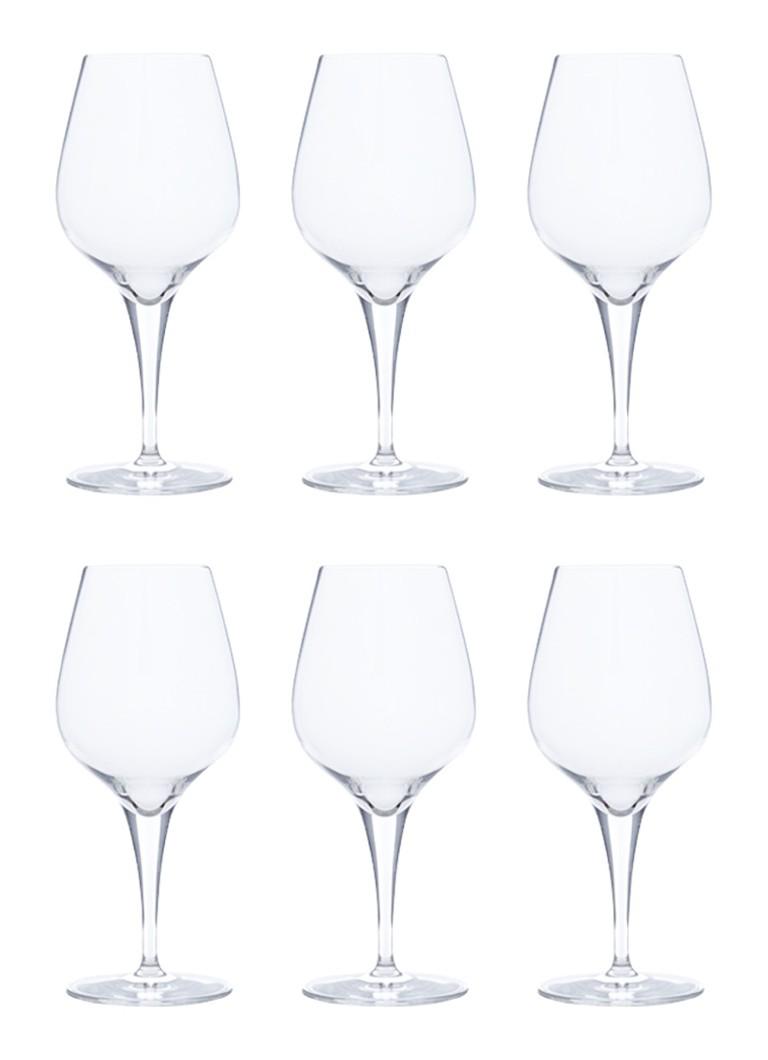 Schott Zwiesel Fiesta Riesling wijnglas set van 6