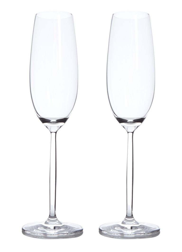 Schott Zwiesel Diva champagneglas 22 cl set van 2