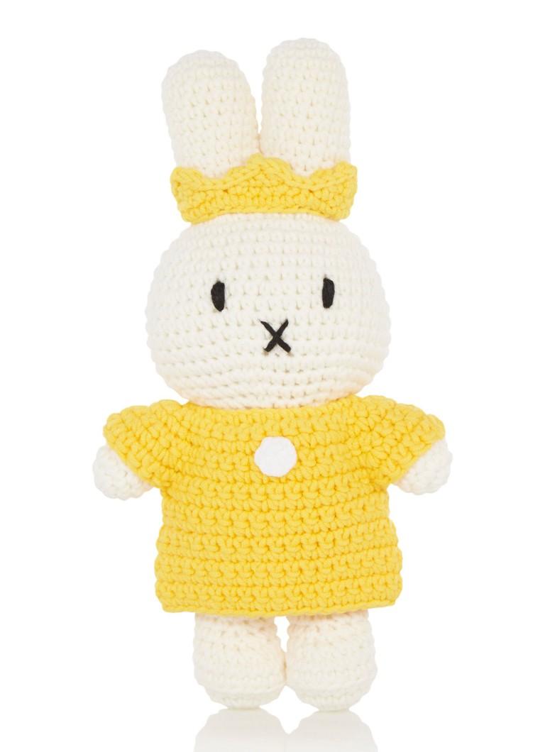 Just Dutch Nijntje handmade en haar gele koningsset