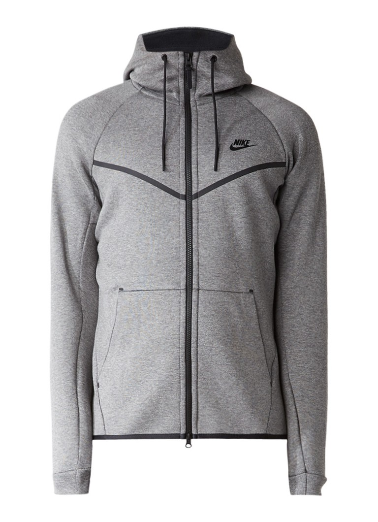 Nike Tech Fleece windrunner met capuchon