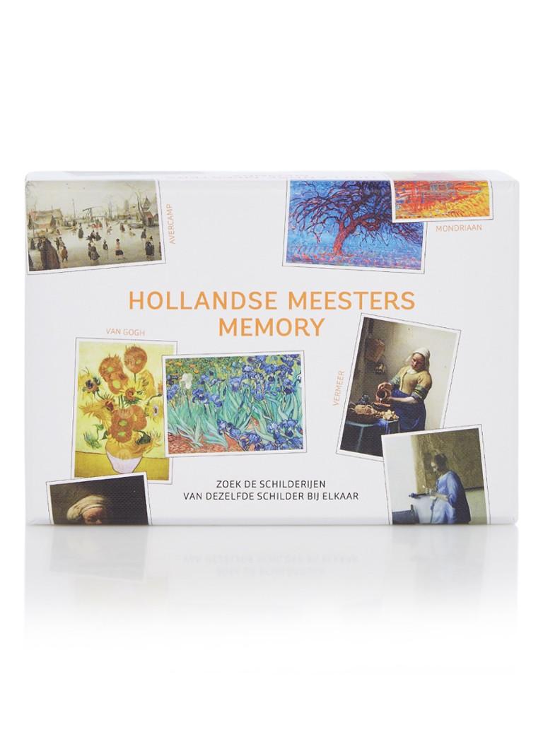 de Bijenkorf Hollandse Meesters Memory