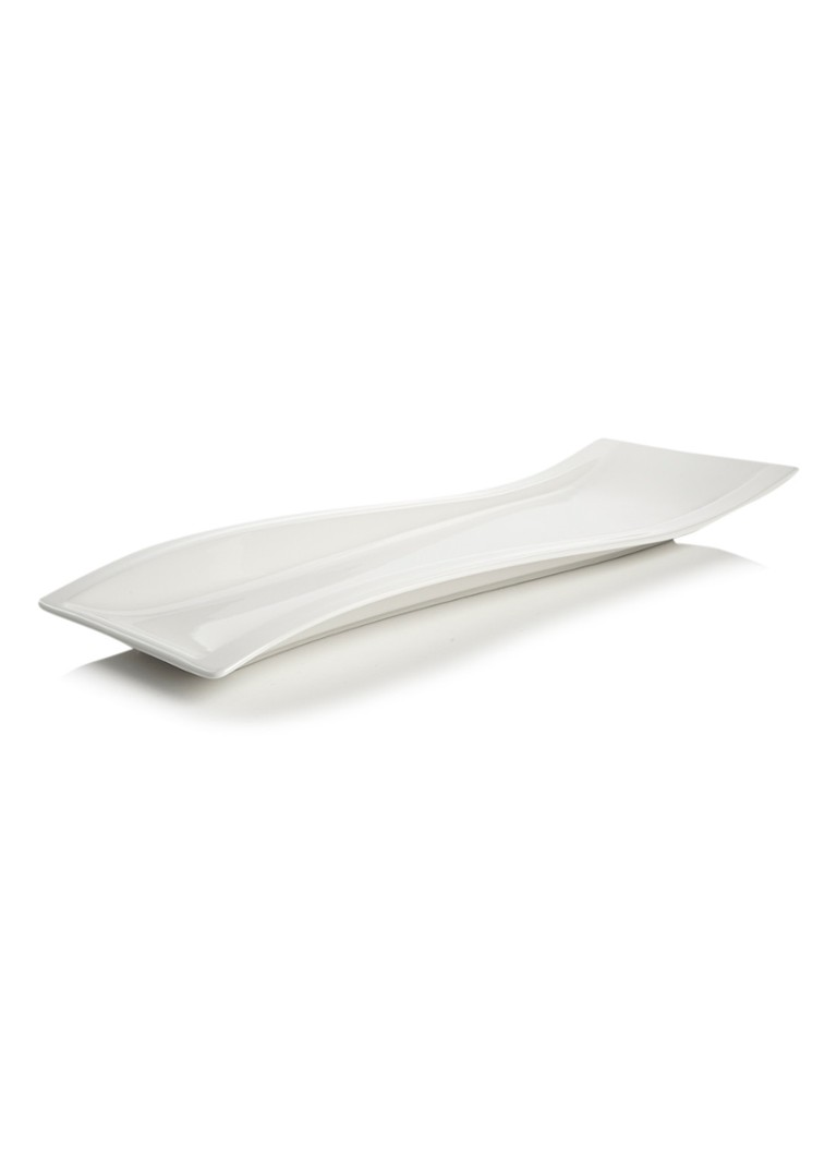 Villeroy & Boch New Wave Antipastibord - 42 x 15 cm - Wit