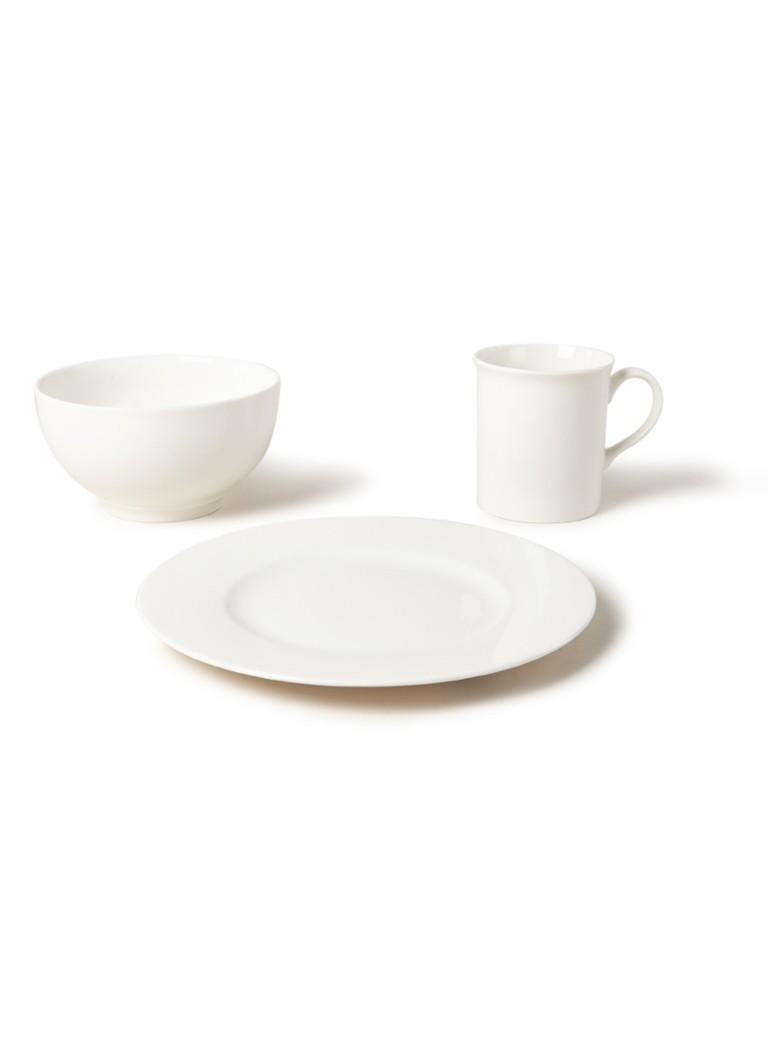 Villeroy & Boch Twist White ontbijtset 6-delig
