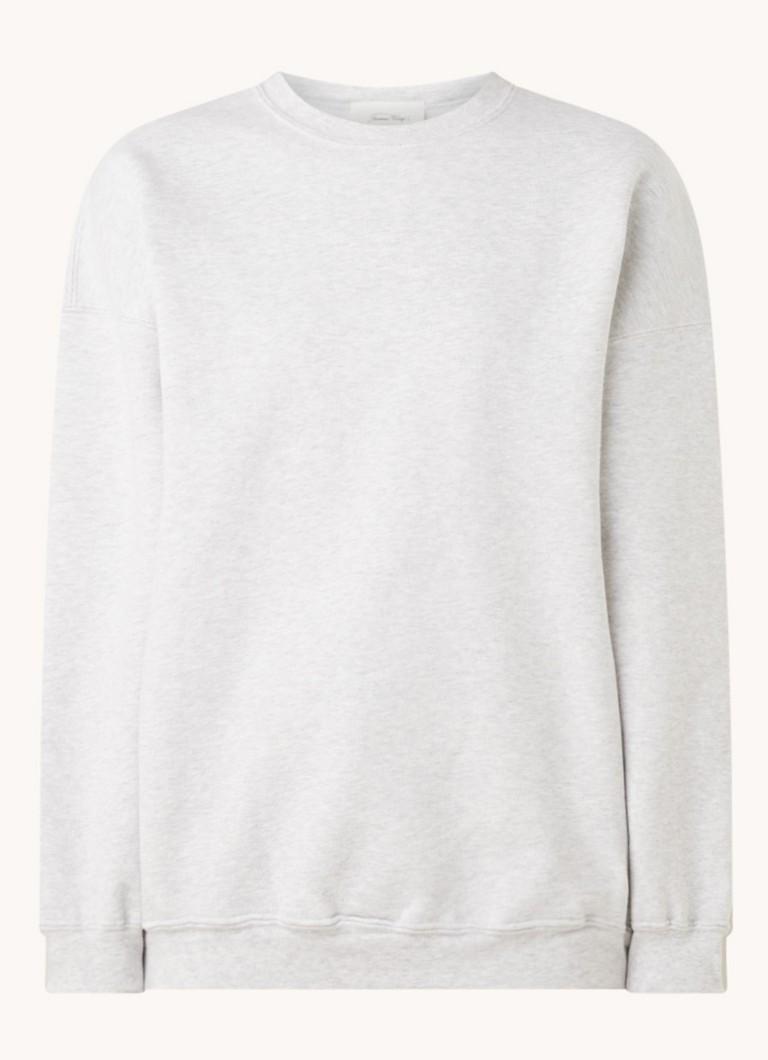Baetown oversized sweater met ronde hals