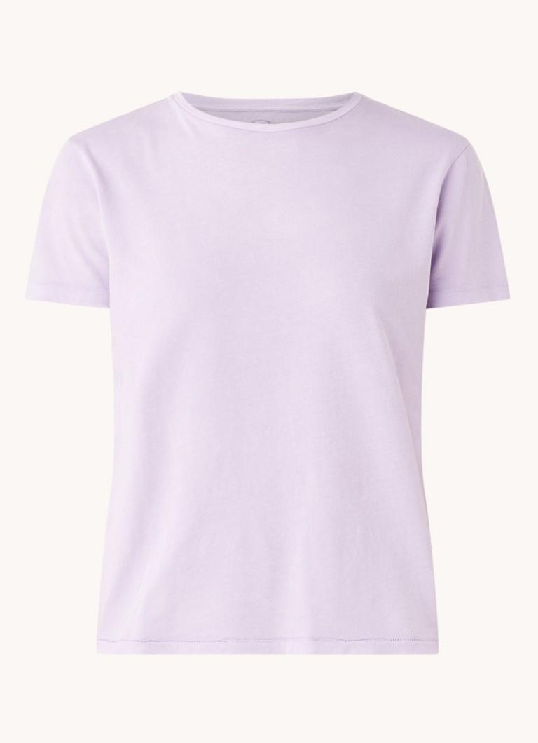 Debardeur T shirt van biologisch katoen