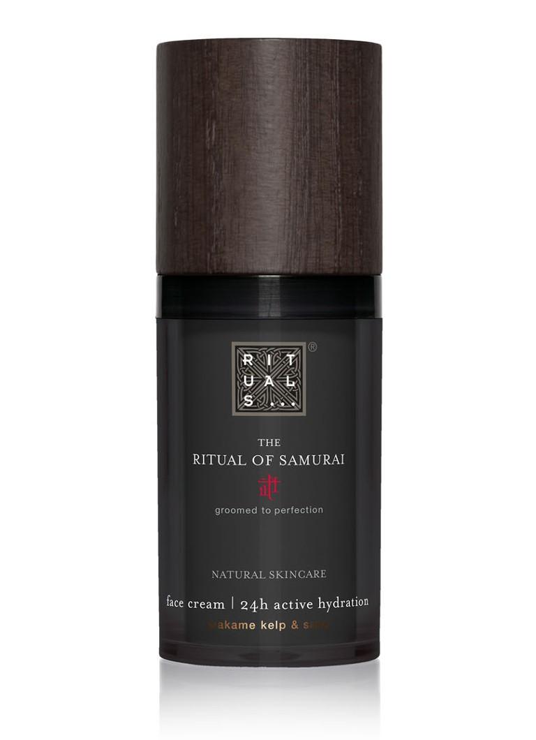 Rituals The Ritual of Samurai Face h Active Hydration Face Cream - hydraterende dagcrème