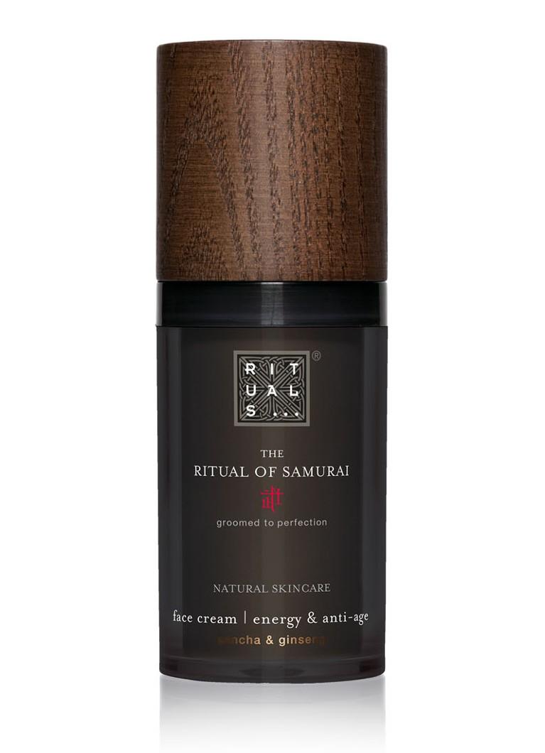 Rituals The Ritual of Samurai Energy & Anti-Age Face Cream - dagcrème