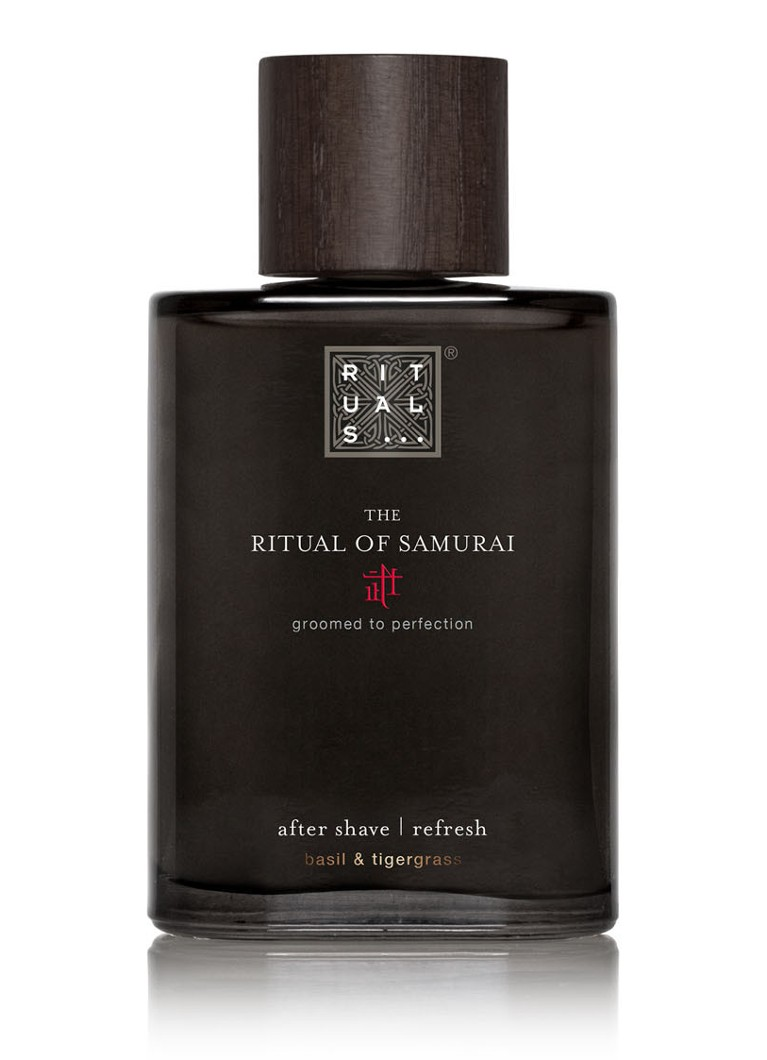 Rituals The Ritual of Samurai After Shave Refresh Gel - aftershave