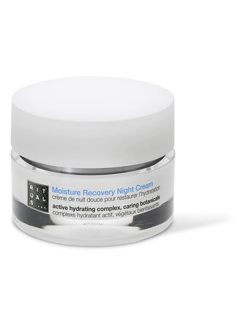 Rituals Moisture Recovery Night Cream