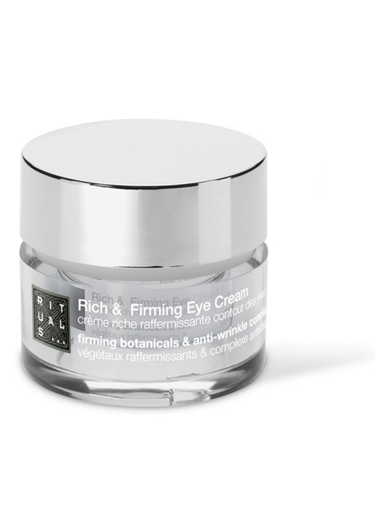 Rituals Rich & Firming Eye Cream