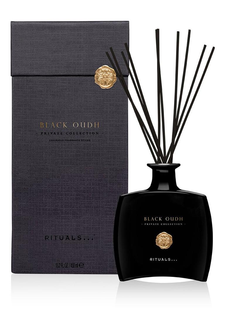 Image of Rituals Black Oudh Luxury geurstokjes 450 ml