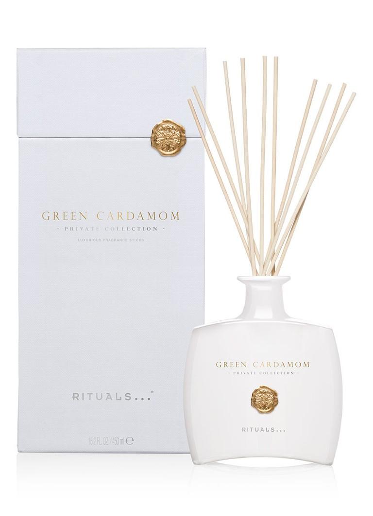 Image of Rituals Green Cardamom Luxury geurstokjes 450 ml