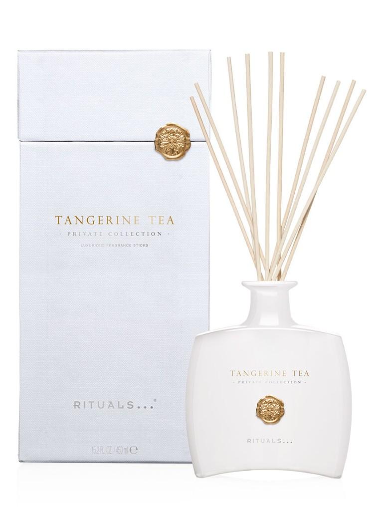 Image of Rituals Tangerine Tea Luxury geurstokjes 450 ml