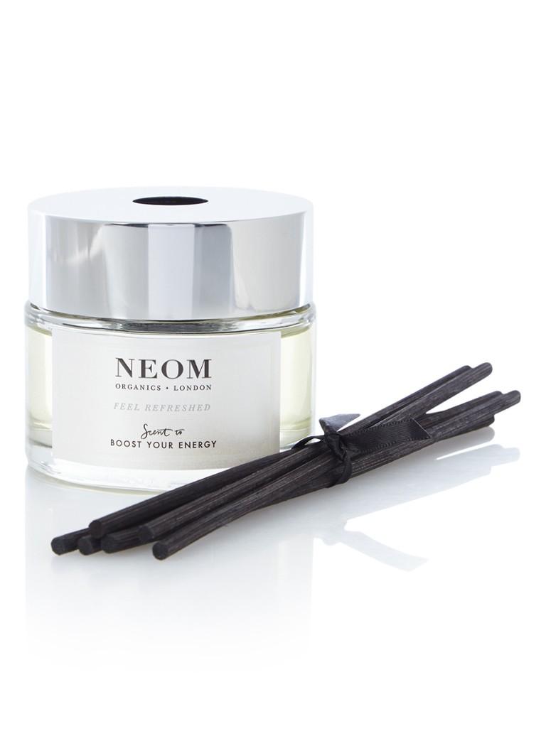 Neom Feel Refreshed geurdiffuser met stokjes 100 ml