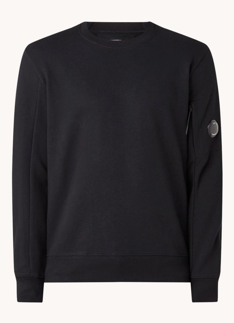 C-P- Company Basic sweater van katoen