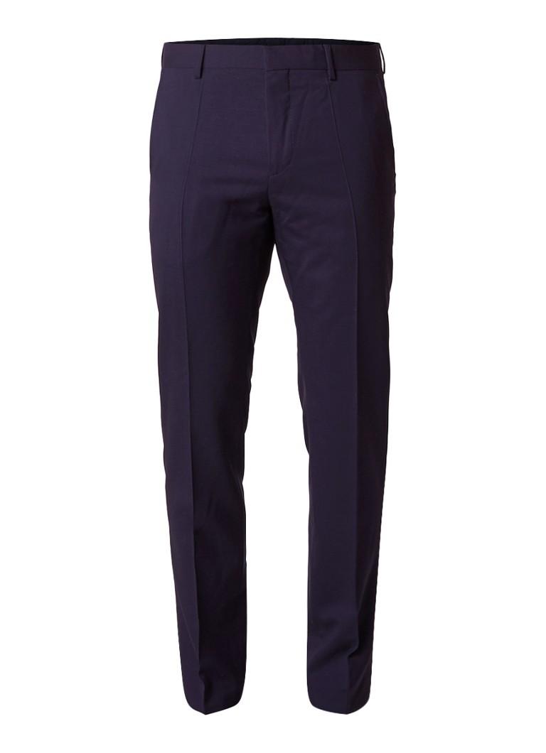 Tommy Hilfiger The Flex slim fit pantalon van scheerwol met stretch kopen
