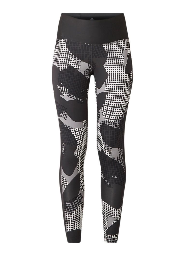 adidas Believe This high rise legging met dessin