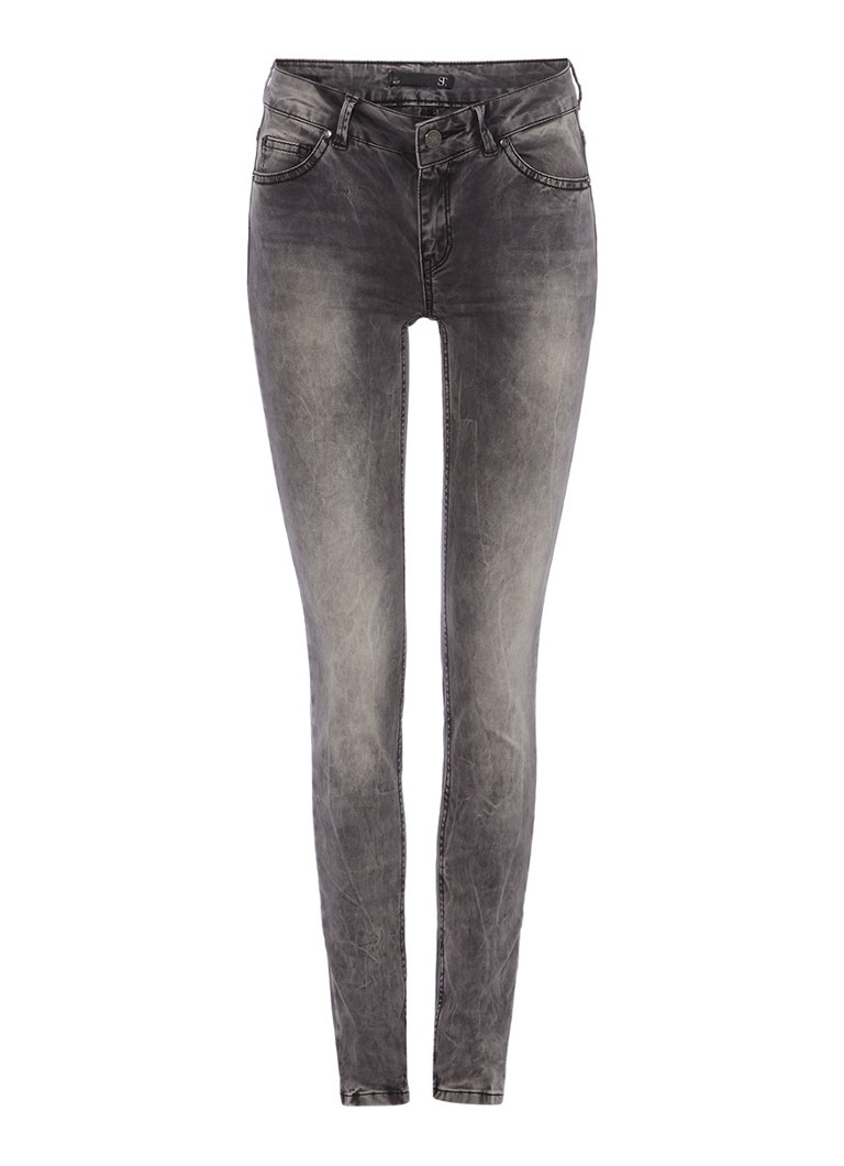 SuperTrash Mid Rise skinny jeans Proudy Random