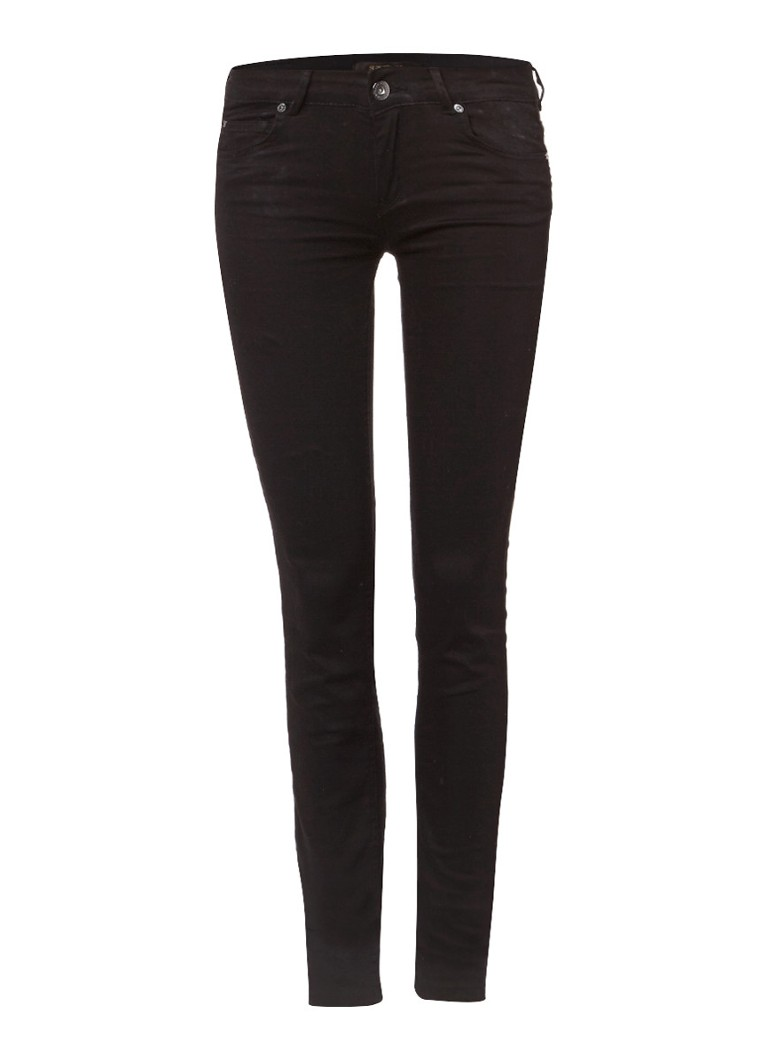 SuperTrash Paradise low rise skinny jeans met stretch
