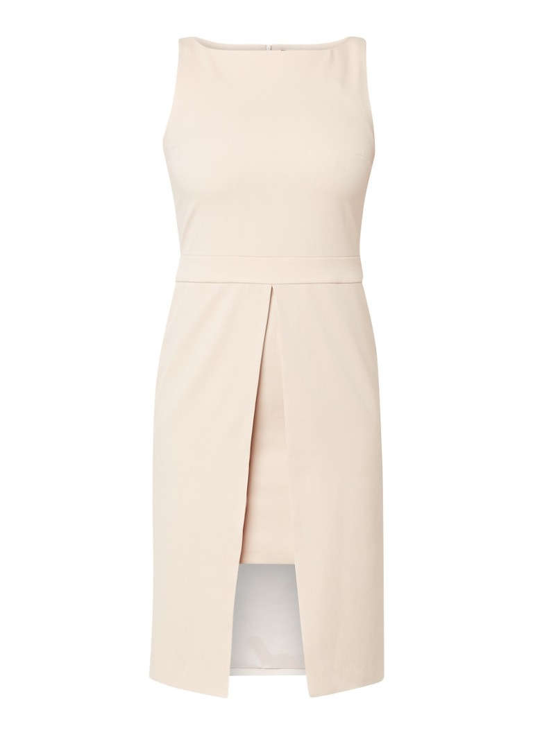 SuperTrash Mouwloze jurk met split