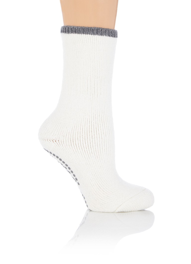 Falke Cuddle Pad sokken met anti-slip